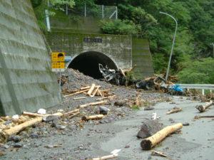 符殿トンネル下流側